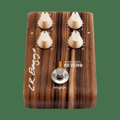 LR Baggs Align Reverb Acoustic Pedal for sale
