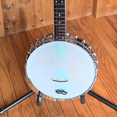 Vega Galaxy No. 2 1979 Tubaphone Banjo (Like Chris Coole's!)