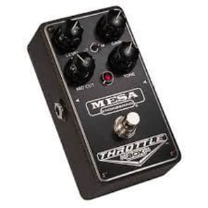 Mesa/Boogie Throttle Box Distortion Pedal for sale