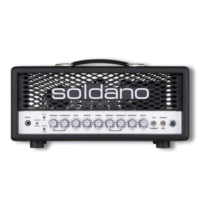 Soldano SLO-30 Classic 30-Watt Guitar Head