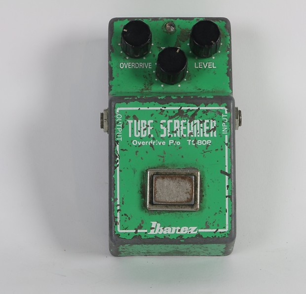 Can someone help me please ?? I have a Ibanez TS9, have had it since forever.