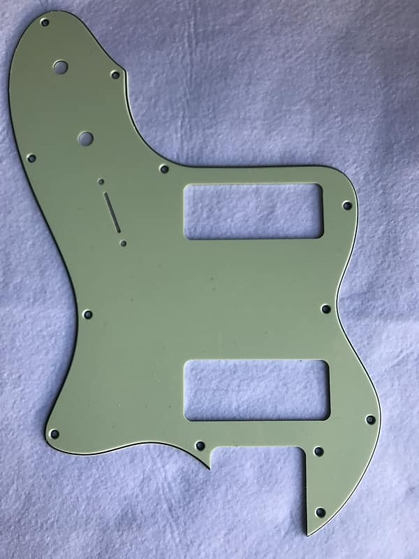 For Fender 72 Telecaster Thinline P90 Guitar Pickguard Reverb
