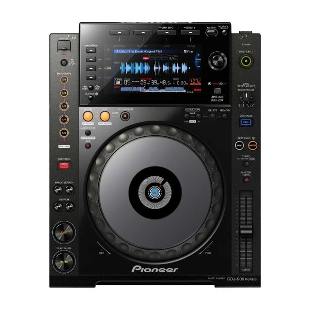 Pioneer CDJ-900NXS Professional DJ Digital Deck Performance Multi Player image