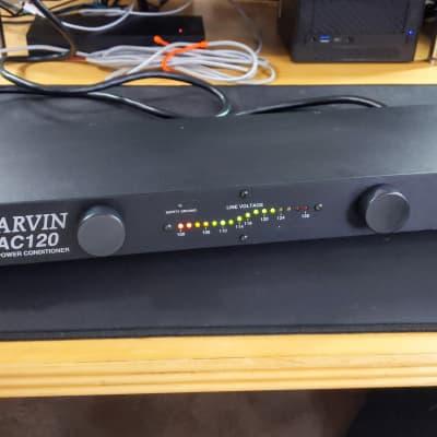 Carvin AC120 Rack Mount Power Conditioner w/ Lights 2000's Black
