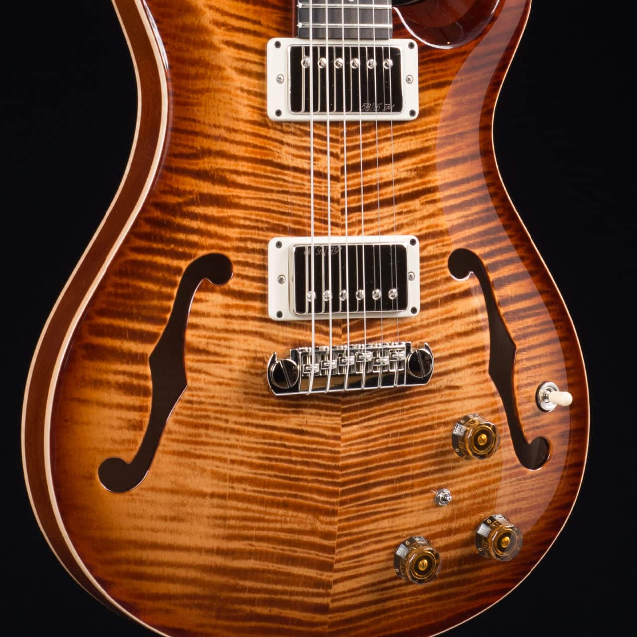 paul reed smith prs hollowbody ii piezo 10 top 3401 reverb. Black Bedroom Furniture Sets. Home Design Ideas
