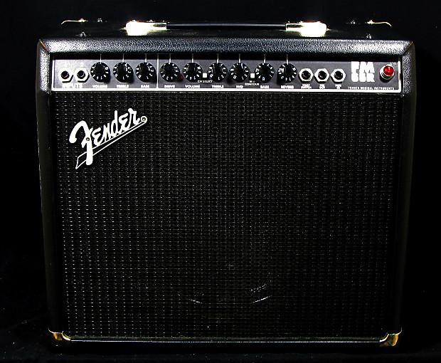 Guitar Combo Amp For Metal : used fender fm65r guitar combo amp reverb ~ Vivirlamusica.com Haus und Dekorationen