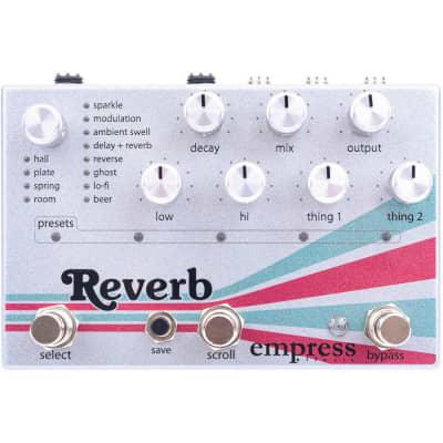 Empress Effects - Reverb Pedal
