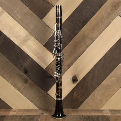 Buffet R-13 Bb, Professional Clarinet, Nickel-Plated Keys - Used