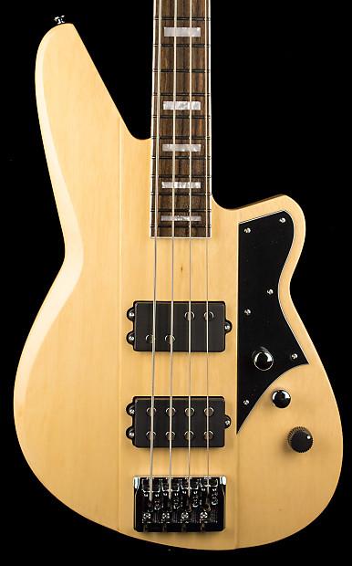 reverend thundergun natural 4 string electric bass guitar reverb. Black Bedroom Furniture Sets. Home Design Ideas