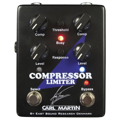 Carl Martin Andy Timmons AT Compressor/Limiter Pedal