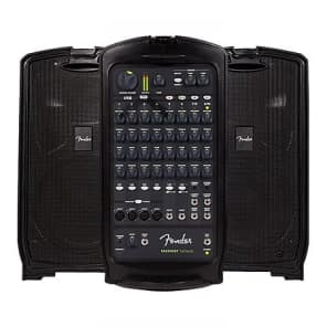 Fender Passport Venue Portable 600w 8-Channel PA System