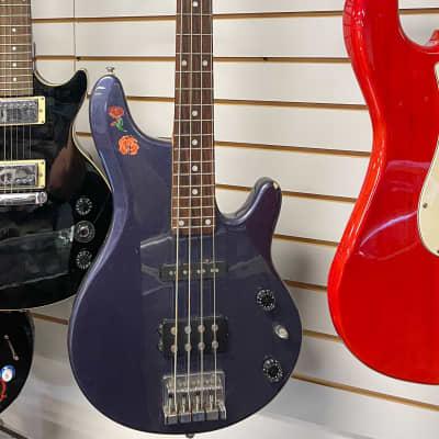 Ibanez RD300 Bass Guitar RDGR Purple for sale