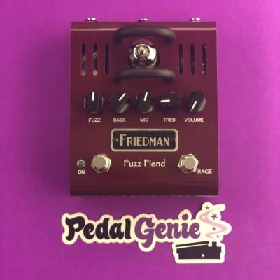 [USED] Friedman Fuzz Fiend 12AX7 Tube Powered Fuzz for sale