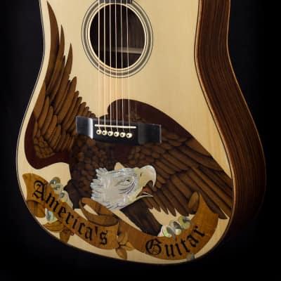 Martin Custom Shop D-28 Custom American Eagle
