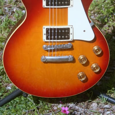 Orville LPS-75 Les Paul Standard with Gibson USA Pick Up