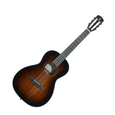 Alvarez AP66SHB Artist Series Parlor Acoustic Guitar, Shadowburst Gloss Finish for sale