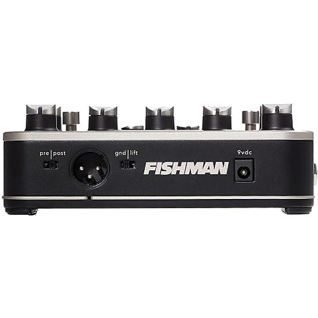 fishman pro platinum eq preamp pedal for acoustic guitar reverb. Black Bedroom Furniture Sets. Home Design Ideas