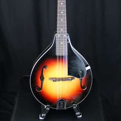 Arita By Aria M-100 Sunburst Mandolin MIJ with Original Case for sale
