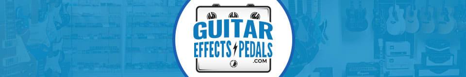 Guitar Effects Pedals Nashville Showroom
