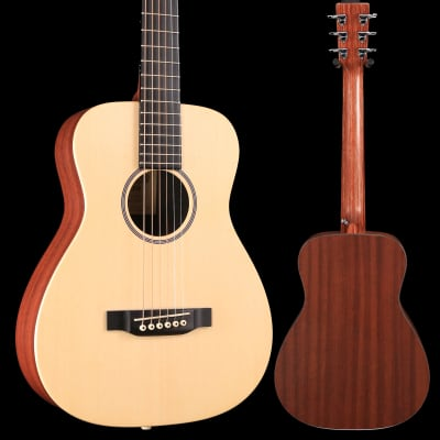 Martin LX1E New Little Martin w/ Deluxe Bag S/N 326942 for sale