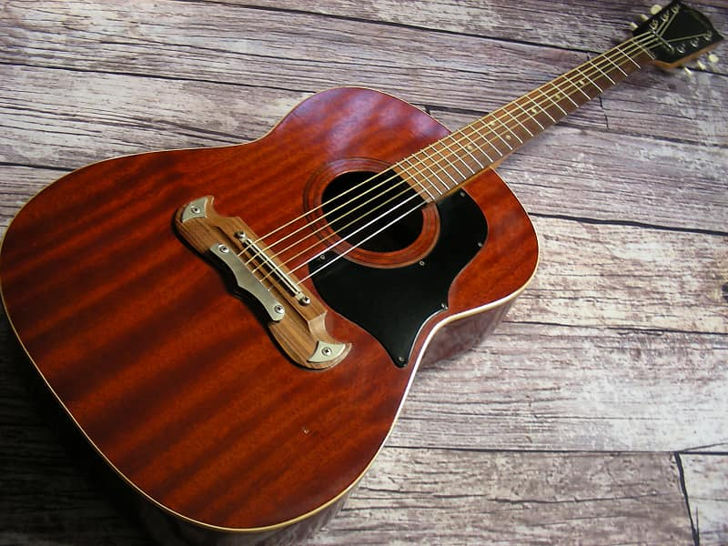 Framus amateur acoustic guitar