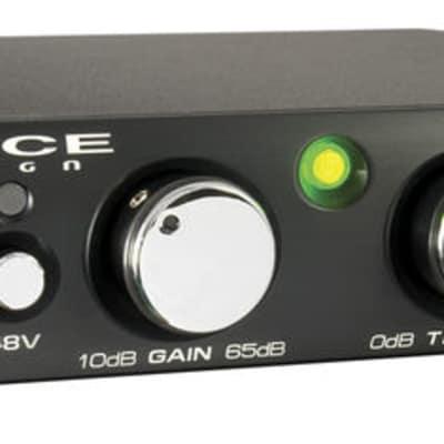 Grace Design m101  - high fidelity single channel microphone preamplfier