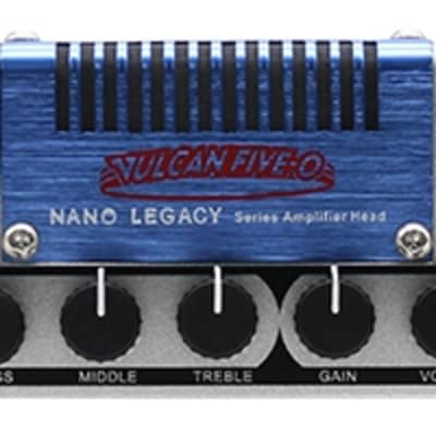 Hotone Nano Legacy Series Amp Head - Vulcan Five-O for sale