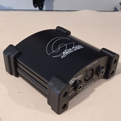 soundsation ADX-500 active d.i.box  2020 nero