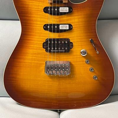 Shijie Guitar RT Custom VF Sunburst for sale