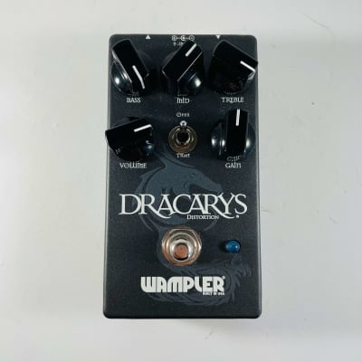 Wampler Dracarys Distortion *Sustainably Shipped*