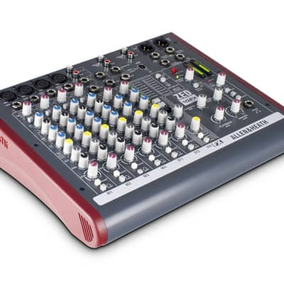 Open Box - Allen & Heath AH-ZED-10FX, Multipurpose Mixer with FX for Live Sound and Recording