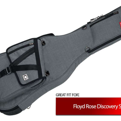 Grey Gator Case for Floyd Rose Discovery Series DST-3 for sale