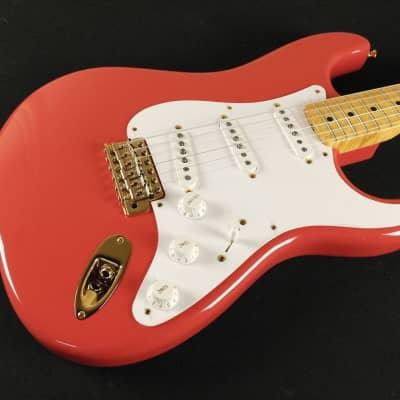 Fender Custom Shop Team-Built 1956 NOS Stratocaster - Fiesta Red - MINT for sale