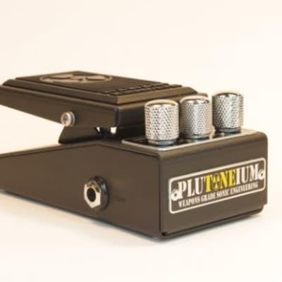 PLUTONEIUM Chi-Wah-Wah - Wah Wah Pedal für E-Gitarre
