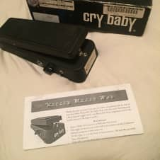 Keeley Modified Dunlop Cry Baby GCB-95 Wah Mello Mod Modded Wah-Wah - Great Sound With Original Box
