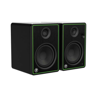 "Mackie CR5-XBT 5"" Active Studio Monitors with Bluetooth Connectivity (Pair)"