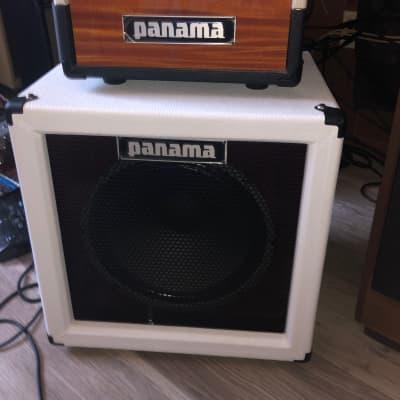 Panama Guitars Conqueror Amp Head + Road Series 1x12 for sale