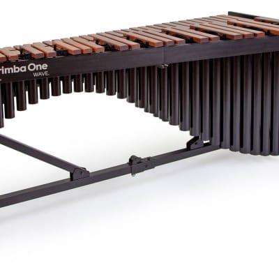 Marimba One 9602 Wave Marimba 5.0 Octave with Classic resonators, Enhanced keyboard