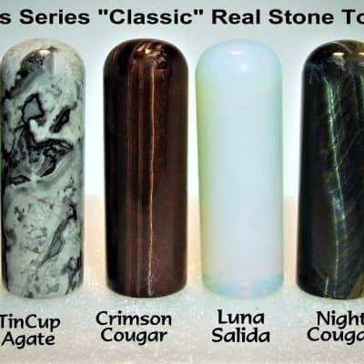 "Rocky Mountain Slides Company -  Elements Series Handmade Tone bars - ""Classic"" length Your Choice!"
