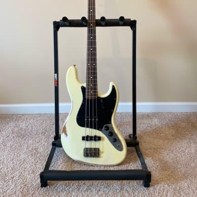 Nash JB-63 Bass 2016 Vintage White for sale