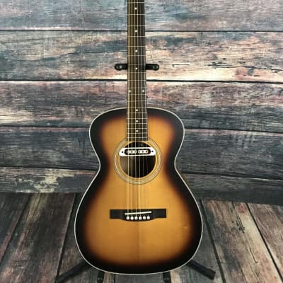 Guild Westerly Series M-240E Troubadour Archback Acoustic Electric Guitar for sale
