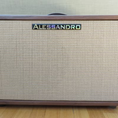 Alessandro Custom Crossbred Mutt Jazz Amp 1x12 with Walnut Cabinet-Brand New! #1 for sale