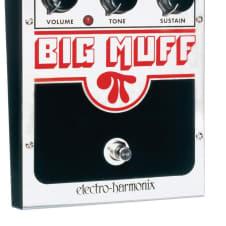 Electro-Harmonix Big Muff Pi Fuzz Distortion Guitar Pedal