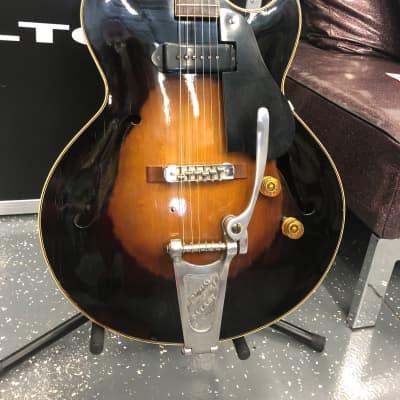 1950-1960 Gibson ES-175 Sunburst Finish for sale