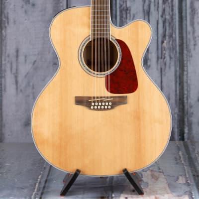 Takamine GJ72CE-12NAT Jumbo 12-String Acoustic/Electric, Natural for sale