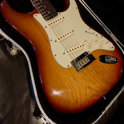 Fender American Stratocaster Deluxe USA for sale