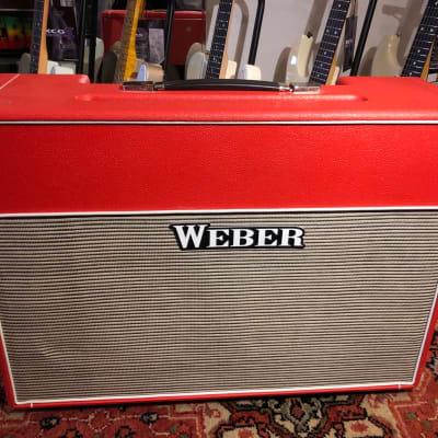 Weber 6S100 Prototype   Reverb