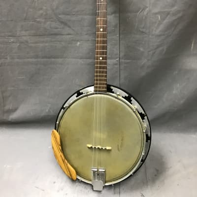 John Grey & Sons Tenor 4 String Banjo for sale