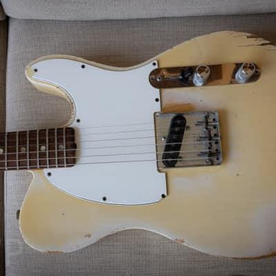 Fender Esquire 1966 Blonde for sale