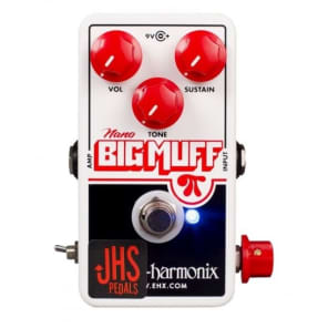 JHS Nano Muff 'MoonPi' EHX Mod Pedal for sale